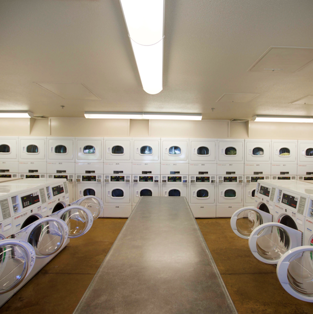 Terraces laundry room